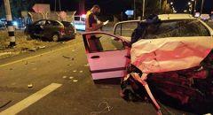 8 إصابات بحادث في الشمال - طفل بحالة خطيرة