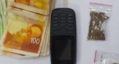 اعتقال قاصر (16 عامًا) من جسر الزرقاء بشبهة تجارة المخدرات