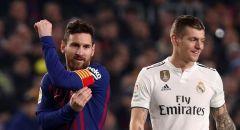 كروس يكشف رد فعل لاعبي ريال مدريد على هزيمة برشلونة