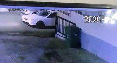 توثيق بالفيديو لحظة اطلاق النار على شاب في طمرة