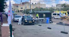 ٤ وفيات ، ٢٥٦ إصابة  بفيروس كورونا في القدس خلال يومين