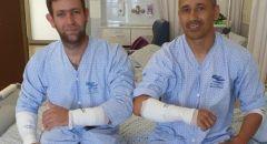 نقل شابين من بيت جن الى المستشفى بعد تعرضهما لهجوم كلب