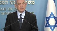 نتنياهو: مستعدون لكل سيناريو وأدعو الى تهدئة الخواطر في مدينة القدس
