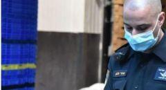 الشرطة تصدر امر اغلاق لمعمل لتسويق الحوم في مدينة باقة الغربية