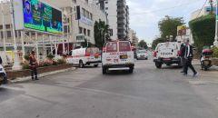 إصابة سيدة وابنتها في حادث دهس بمدينة نهاريا