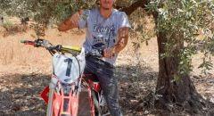 يركا: مصرع الشاب معاد محمد مشلب (22 عام) من أبو سنان بحادث دراجة نارية