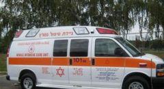 ابو سنان: إصابة خطيرة لشاب جراء تعرّضه لإطلاق نار