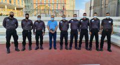 احتفال بتخريج 170 رجل اطفاء جديد بينهم من أبناء المجتمع العربي
