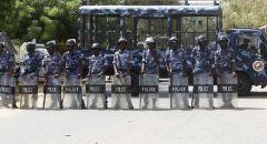الشرطة السودانية تفرق تظاهرات في عطبرة بالغاز المسيل للدموع