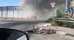 حماس : قصفنا تل ابيب. رداً على ما حصل في مخيم الشاطئ