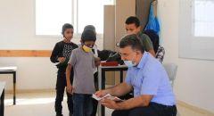 في جولة ميدانية بالنقب: النائب جبارين يزور مدارس القرى مسلوبة الاعتراف