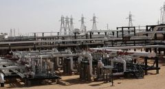 مصادر ليبية: استئناف ضخ الغاز من مجمع مليتة إلى إيطاليا