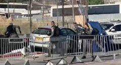 عملية دهس في الشيخ جراح بالقدس واستشهاد المنفذ برصاص الشرطة وإصابة 6 أشخاص بينهم جنود