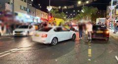 الرينة: اصابتان بحادث طرق على الشارع الرئيسي بينها خطيرة
