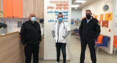 """حملة """"انتصار المسؤولية"""" النظال الوطني لمكافحة تفشي وباء الكورونا"""