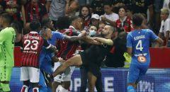 بعد واقعة الشغب.. سلطات الكرة الفرنسية تحقق في أحداث مباراة نيس ومرسيليا