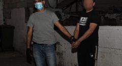 الشرطة تعتقل13 مشتبهًا من بلدات المثلث بتجارة السلاح والمعدات القتالية