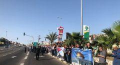 البلدات العربية في تظاهرات تضامنية نصرة للقدس والأقصى