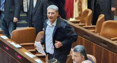 النائب جابر عساقلة : الكنيست الاسرائيلي يرفع نعش الديمقراطية