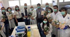 إدارة المركز الطبي باده - بوريا تشكر وتقدّر عاملي المختبرات بمناسبة أسبوع العاملين في المختبرات الطبية العالمي