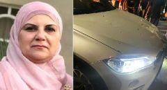 باقة الغربية: مقتل عايدة ابو حسين بعد تعرضها لاطلاق نار خلال تواجدها بسيارتها