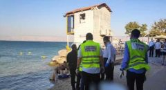 وفاة شاب غرقا في بحيرة طبريا