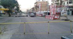 لبنان ,,, تجدد الاحتجاجات والقوى الأمنية تحاصر المحتجين بساحة الشهداء