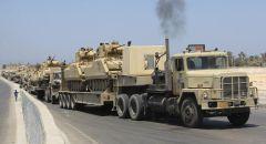 """""""بركان الغضب"""" الليبي التابع للوفاق يتحدث عن """"أرتال عسكرية مصرية ضحمة""""!"""