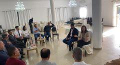 غيداء ريناوي زعبي في كفرمندا: قضايا المواطن العربي اولا