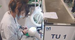 اللحامة الإلكترونيّة: مهنة جديدة تستقطب نساءً عربيّات شابات