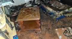 اصابة شخصين جراء اندلاع حريق بشقة سكنية في معلوت ترشيحا