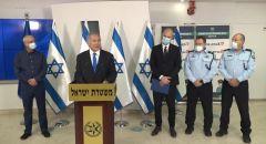 نتنياهو يعلن عن تأسيس وحدة سيف لمحاربة الجريمة في المجتمع العربي