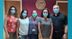للسنة الثانية على التوالي مستشفى الناصرة الانجليزي يُحافظ على صدارته المركز الأول