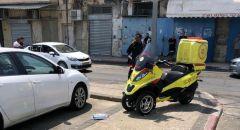 استمرار الجريمة في المجتمع العربي   مقتل شاب من اللد بعد تعرضه لاطلاق رصاص