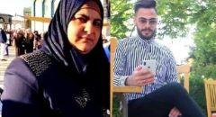 القدس : مصرع الشاب باسم أبو رموز ووالدته خولة اثر حادث طرق