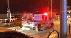 يافا تل ابيب: اصابة شاب بجراح بعد تعرضه للطعن
