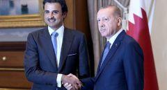 أردوغان في قطر اليوم بأول زيارة له للخارج منذ بدء تفشي كورونا