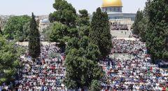 القدس: قرار بإغلاق المسجد الاقصى أمام المصلين والزوار لمدة 3 أسابيع بسبب تفشي الكورونا