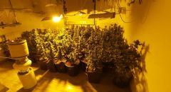 ضبط مختبر لترويج المخدرات داخل فندق في نتانيا