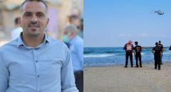 بعد ايام من البحث: العثور على جثة موسى ابو دية من بيت لحم بعد تعرضه للغرق في شاطئ يافا
