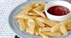 أربع طُرق جديدة لتحمير البطاطا بدون زيت..