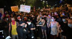 للإسبوع الـ 16: الالاف يشاركون في الاحتجاجات للمطالبة بإستقالة نتنياهو من الحكومة