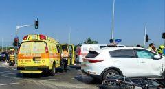 مصرع سائق دراجة نارية بحادث طرق في ريشون لتسيون