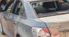 ضبط طفل (9 سنوات) في الفريديس يقود سيارة وبجانبه والده