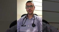 د. خلف حميدان يناشد الشباب في شرقي القدس بإجراء الفحوصات