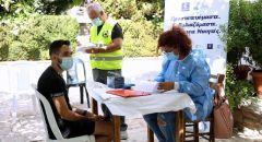 اليونان : توتر خارج الكنيسة بعد إجراء التطعيمات