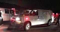 حادث طرق قرب مفرق عيلبون يسفر عن 5 اصابات