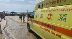 مصرع رجل اثر تعرضه للغرق في شاطئ الطنطورة