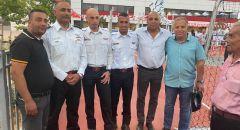 الاحتفال بتخريج دفعة جديدة من رجال الاطفاء والانقاذ بينهم العشرات من المجتمع العربي