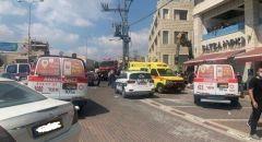 سخنين: اصابة عامل بجراح اثر سقوطه عن علو